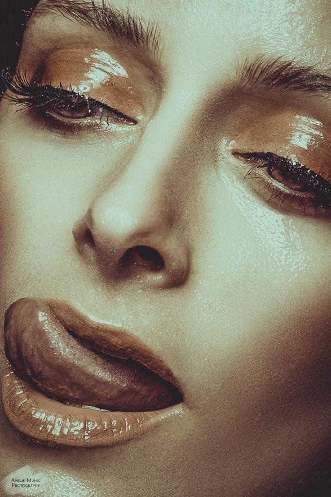 Closeup-einer-Frau-mit-Makeup